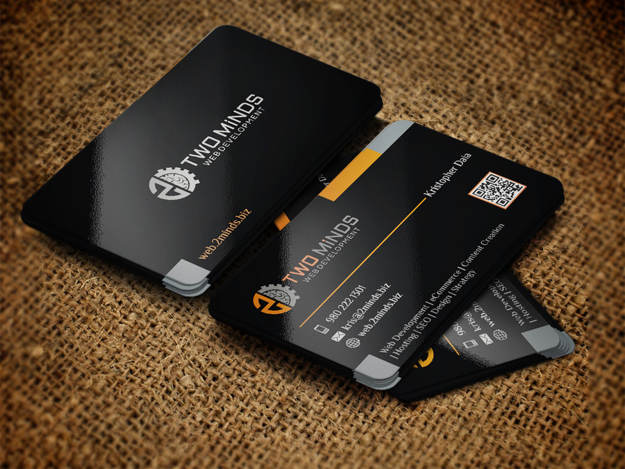 Reasons Why You Should Invest In a Strong Business Card Design | Two ...